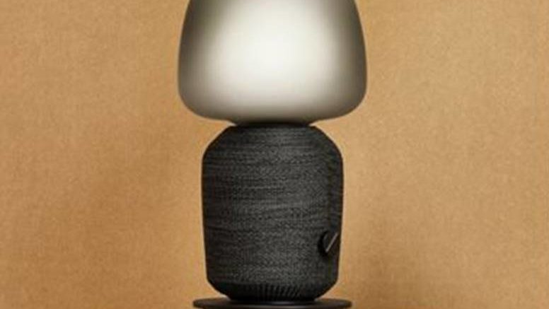 symfonisk la lampe de table ikea made by sonos. Black Bedroom Furniture Sets. Home Design Ideas