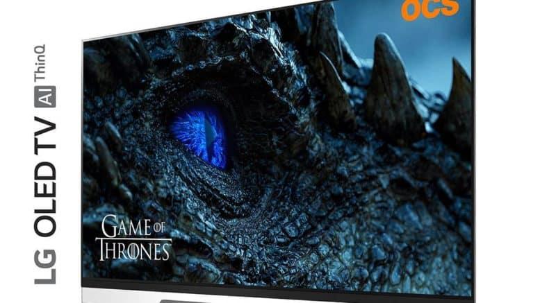 TV OLED LG 65 pouces