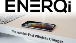 enerqi wireless charger