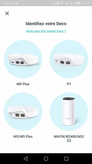 TP-Link Deco M9 Plus config