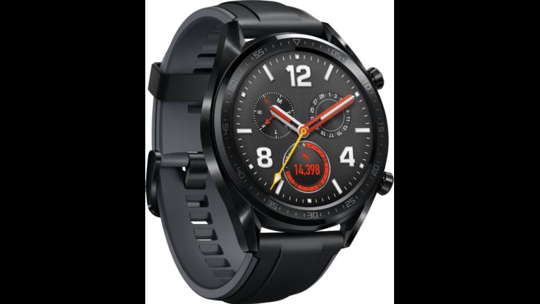 Huawei Watch GT Noir