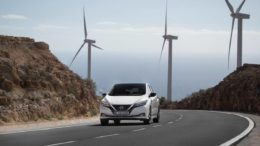 NISSAN LEAF FIRST