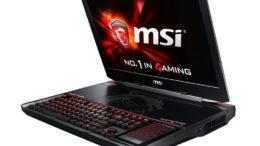 PC gamer portable MSI GT80S 6QE-059FR