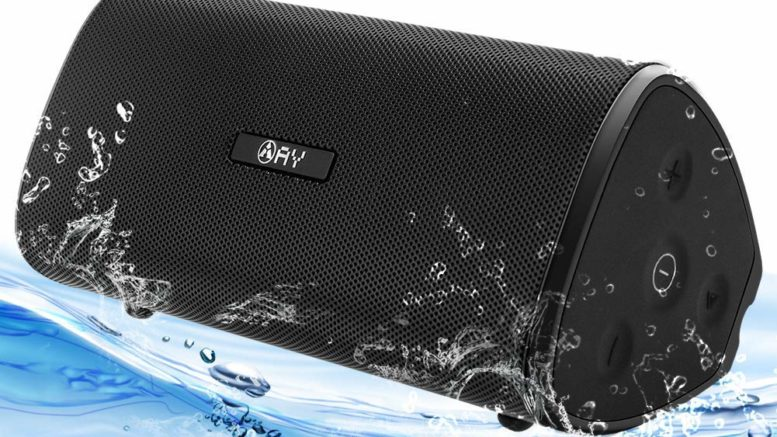 enceinte audio Bluetooth portable AY
