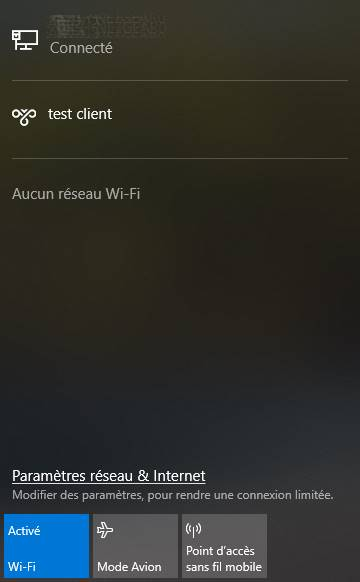 Comment activer le Wi-Fi sur son PC portable (Windows 10, Window 8, Windows 7)