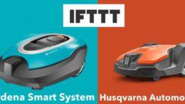 IFTTT Husqvarana