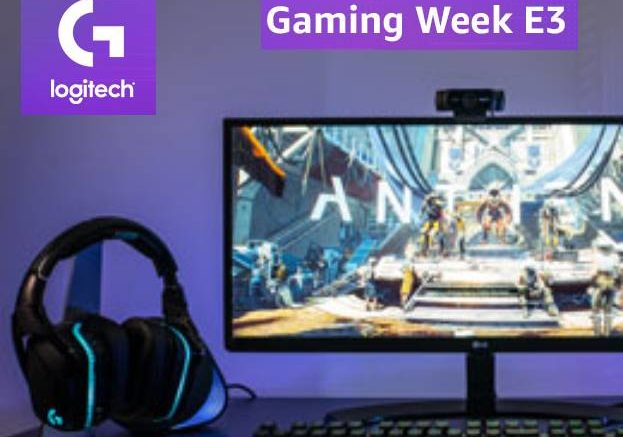 Logitech game week