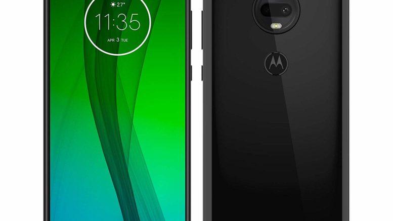 Motorola G7 Noir Céramique