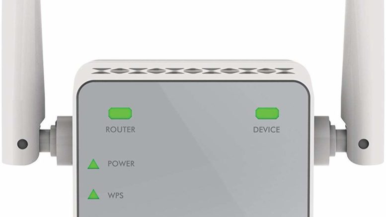 NETGEAR Répéteur Wifi EX2700