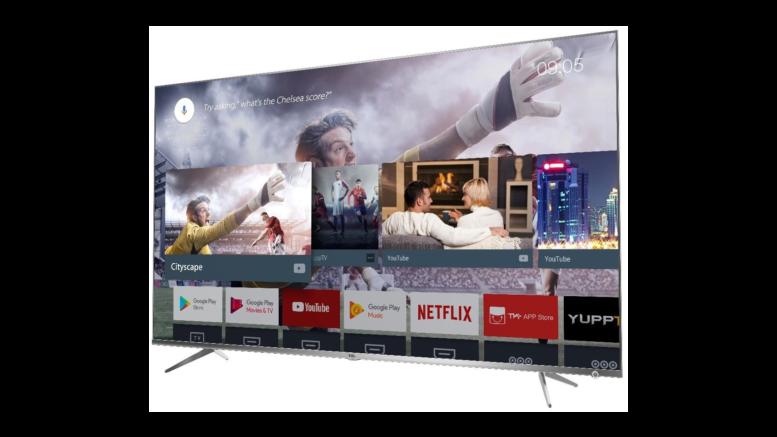 TV LED TCL 65DP660