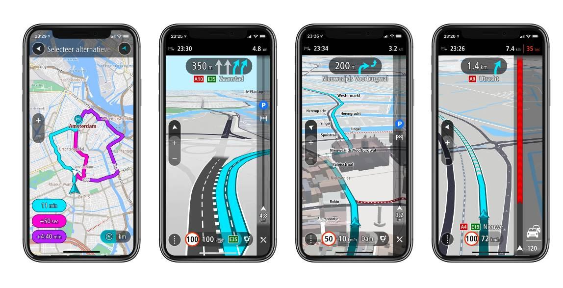 TomTom Go Navigation, la nouvelle solution du géant du GPS.