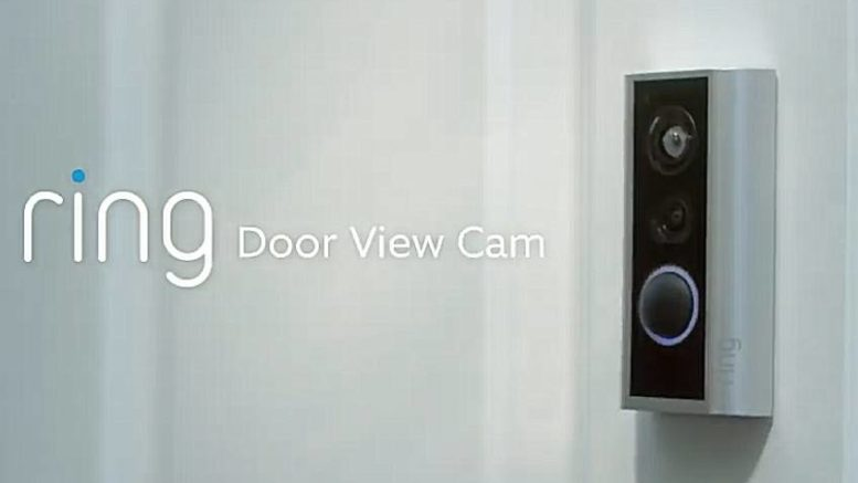 ring door view cam