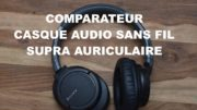 COMPARATEUR casque audio