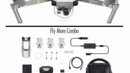 DJI - Mavic Pro Fly More Combo Platinum