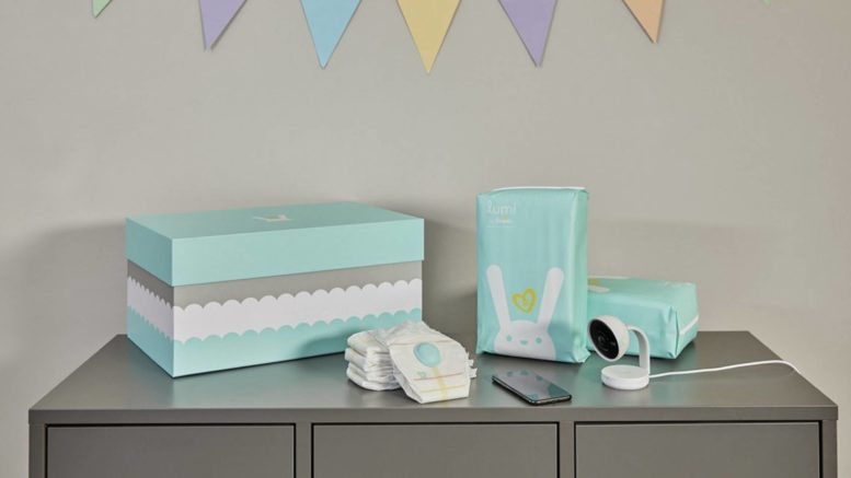 Pampers Lumi