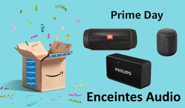 Prime Day Enceintes audio