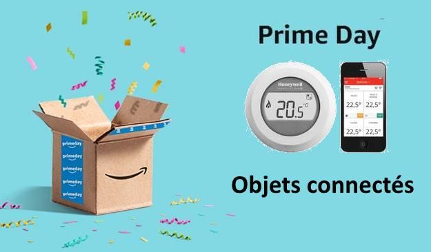 Prime Day Objet connectés