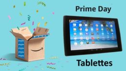 Prime Day Tablettes