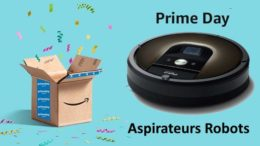 Prime Day aspirateur robot