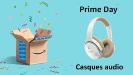 Prime Day casque audio