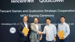 qualcomm tencent