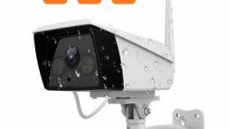 Caméra IP Extérieur sans Fil 1080P HD
