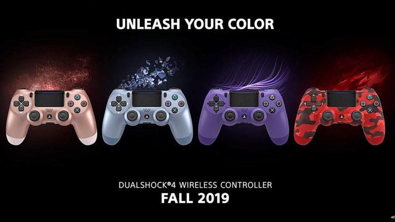 Dualshock 2019