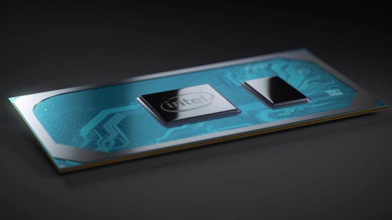 Intel Ice Lake 10eme