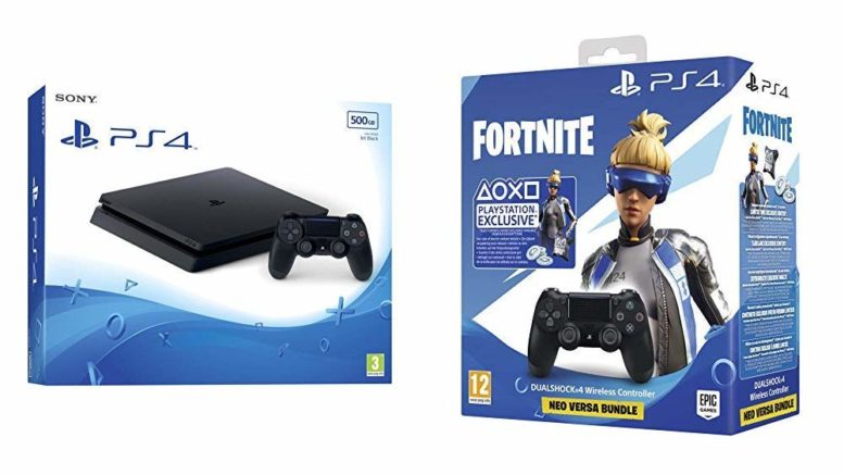 PS4 Fortnite