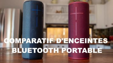 comparatif enceinte bluetooth portable