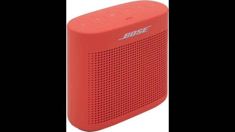 Bose SoundLink Color II rouge