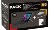 Pack Fnac Microsoft Surface Pro 6
