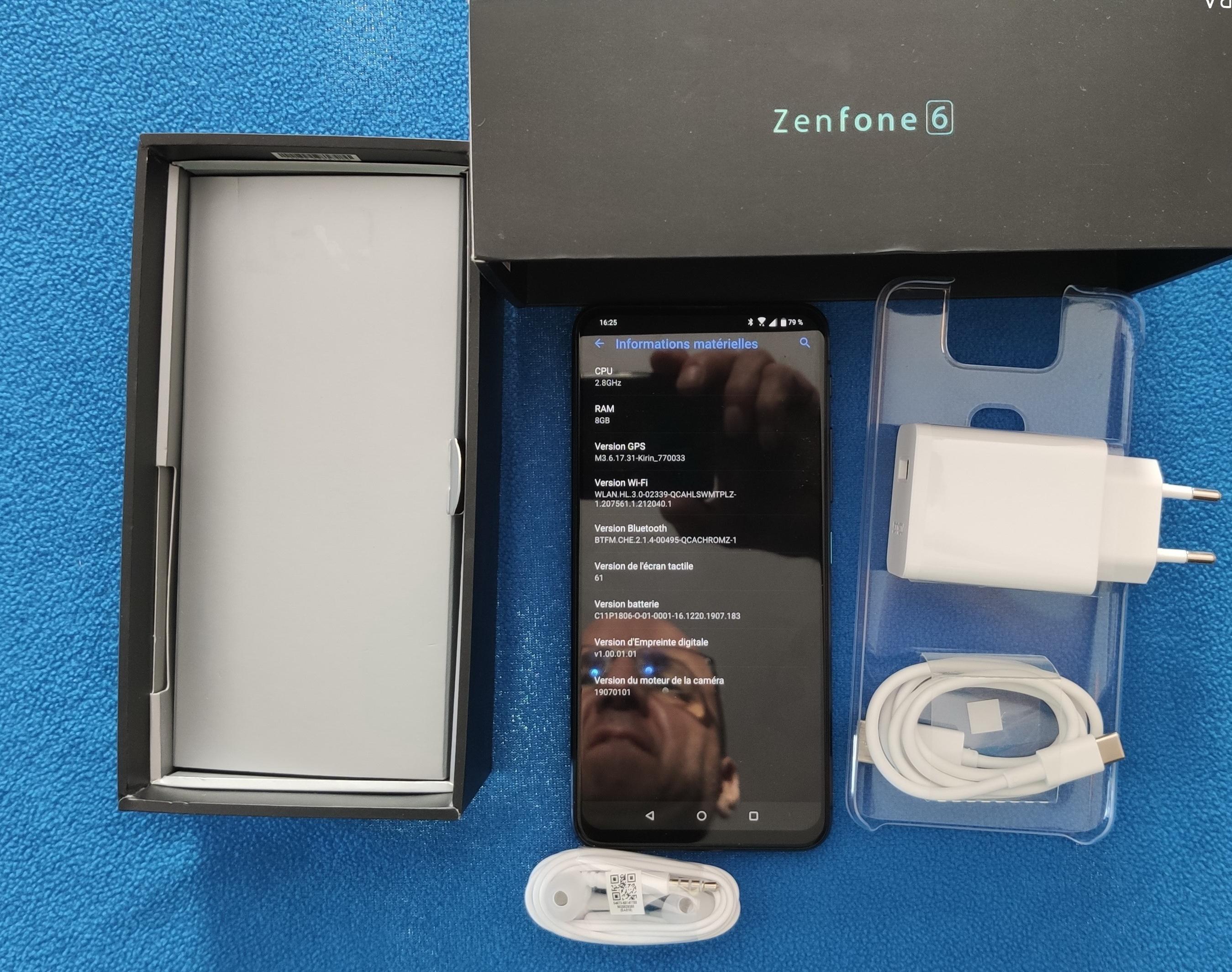 Zenfone 6_boite