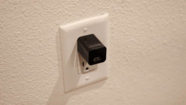 Noir caméra espion sans fil