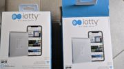 IOTTY - Interrupteur double WiFi intelligent