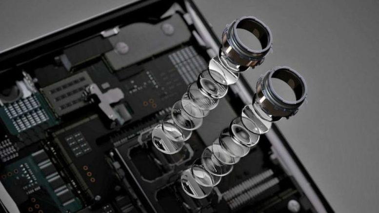lentilles photo smartphone