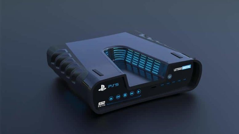 ps5 rendering LetsGo Digital
