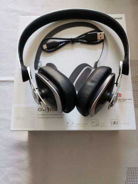 Moshi casque audio Avant Air