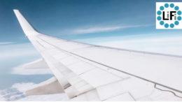 OLEDCOMM LiFi avion