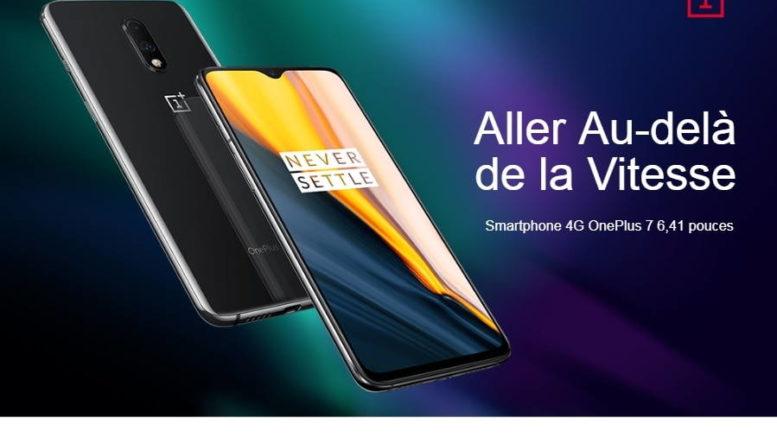 OnePlus 7 8Go 256 Go