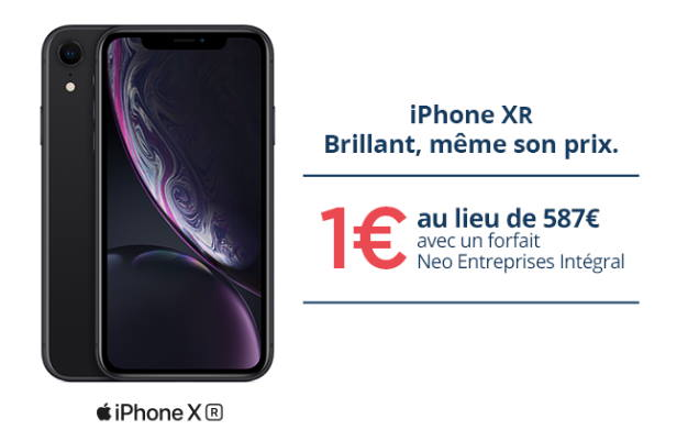 bouygues iPhone XR