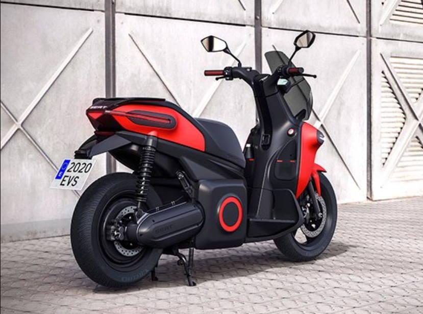 e-Kickscooter SEAT