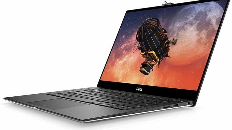 Dell XPS 13-9380 Full HD Argent