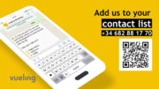 Vueling chatbot whatsapp