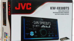 JVC KW-X840BTS