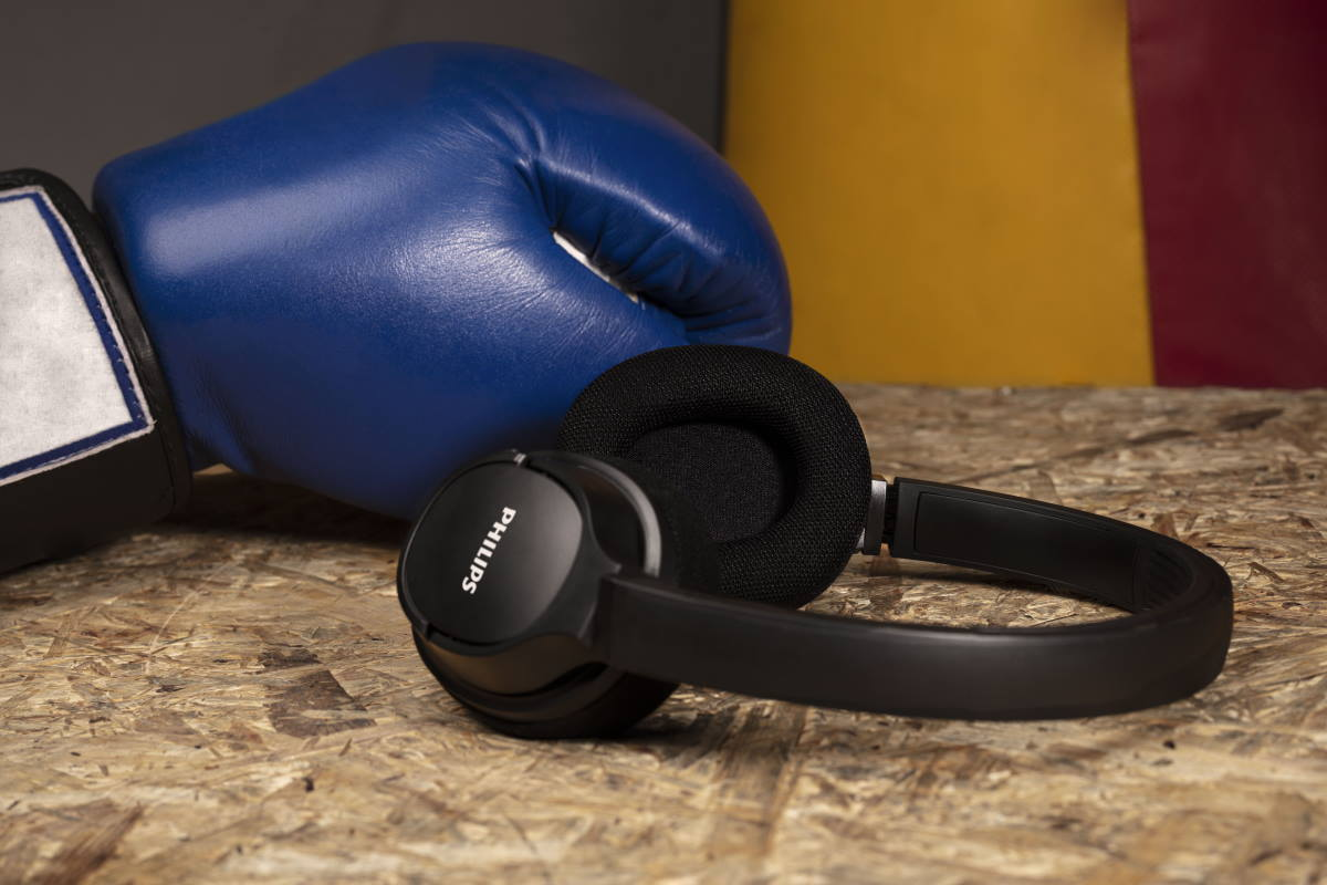 philips casque sport sh402bk 00 bluetooth noir