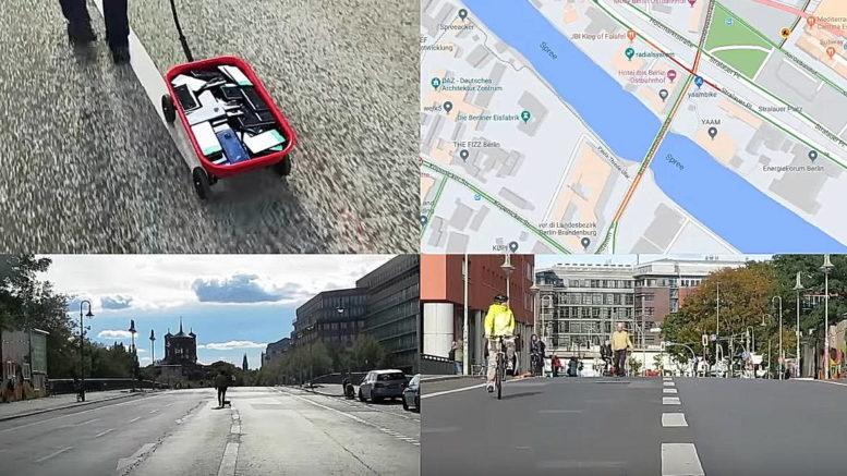 Google Maps Hack