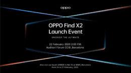 Oppo Find X2 Keynote