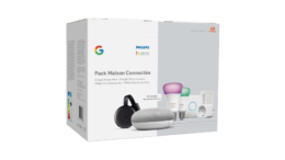 Pack Philips Hue Google Maison connectée
