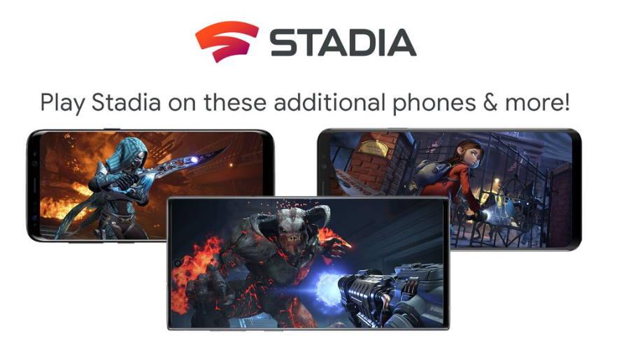 ROG Phone stadia